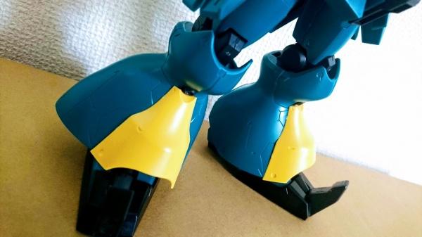 ガンプラ:RE/100「ヤクト・ドーガ」を作りました!【BLOG 新性紀エヴァンゲいヲン公式サイト】